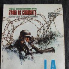 Cómics: ZONA DE COMBATE Nº 9 EDICIONES URSUS. Lote 48878910