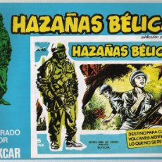 Cómics: HAZAÑAS BÉLICAS Nº 165. BOIXCAR. URSUS 1973.. Lote 131160543