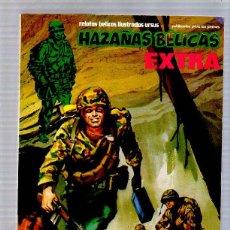 Cómics: TEBEO HAZAÑAS BELICAS EXTRA. REENTAPADO. Nº 32 AL 40. EDICIONES URSUS. Lote 49176012