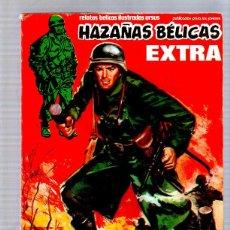 Cómics: TEBEO HAZAÑAS BELICAS EXTRA. REENTAPADO. Nº 41 AL 45. EDICIONES URSUS. Lote 49176037