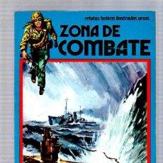 Cómics: TEBEO ZONA DE COMBATE. URSUS. 1979. EXTRA Nº 10.. Lote 49176061
