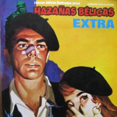 Cómics: LOTE HAZAÑAS BÉLICAS EXTRA (Nº 25 Y Nº 26). URSUS EDICIONES. . Lote 49176121