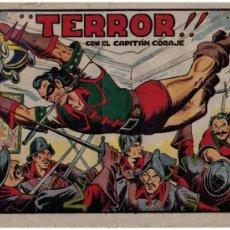 Cómics: EL CAPITÁN CORAJE 1946. Nº 31. Lote 18219372