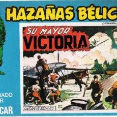 Cómics: HAZAÑAS BÉLICAS Nº 109. Lote 17808073
