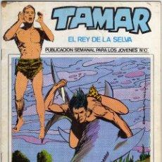 Comics : TAMAR - EL REY DE LA SELVA - NUM. 10. Lote 50560894