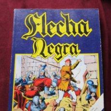 Cómics: FLECHA NEGRA. ESPECIAL BOIXCAR. COLECCIÓN COMPLETA EN UN TOMO. 1 AL 12. URSUS - TORAY 1980 . Lote 50668407