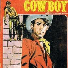 Cómics: CÓMIC COWBOY Nº 13 . Lote 50929001
