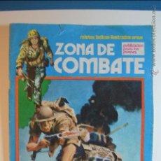 Cómics: ZONA DE COMBATE 105 - RETRATOS BELICOS ILUSTRADOS URSUS - 1973. Lote 51252884