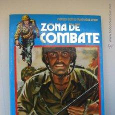 Cómics: ZONA DE COMBATE. EXTRA NUMERO 17. CONTIENE LOS NUMEROS 113-114-115 Y 116. Lote 51390364
