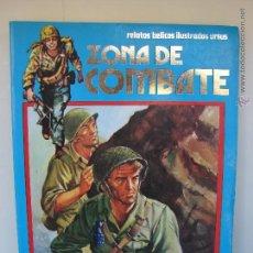 Cómics: ZONA DE COMBATE. EXTRA NUMERO 20. CONTIENE LOS NUMEROS, 125-126-127 Y 128. Lote 51390392