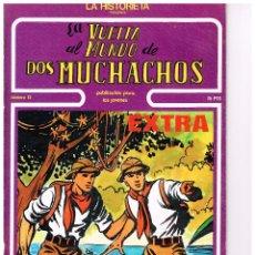 Comics : LA HISTORIETA 13.LA VUELTA AL MUNDO DE DOS MUCHACHOS 1(BOIXCAR).EDICIONES URSUS.. Lote 52165054