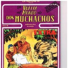 Comics : LA HISTORIETA 14.LA VUELTA AL MUNDO DE DOS MUCHACHOS 2.(BOIXCAR).EDICIONES URSUS.. Lote 52165081