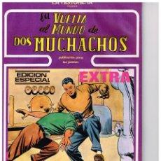 Comics : LA HISTORIETA 15.LA VUELTA AL MUNDO DE DOS MUCHACHOS 3.(BOIXCAR).EDICIONES URSUS.. Lote 52165106