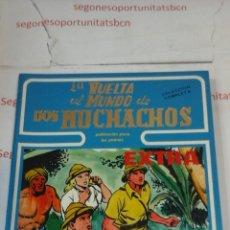 Cómics: LA VUELTA AL MUNDO DE DOS MUCHACHOS - 1 TOMO - URSUS 1982. Lote 53255991