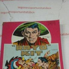 Cómics: RAYO KIT - COLECCIÓN COMPLETA - N°1 AL 12 - URSUS. Lote 53256191