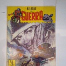 Cómics: RELATOS DE GUERRA - EDICIONES G 4- NUMERO 8 - BUEN ESTADO - CJ 37 . Lote 53652675