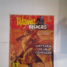 Cómics: HAZAÑAS BELICAS - NUMERO 7 - EDICIONES G4 - HISTORIA DE UN COBARDE - CJ 37 . Lote 53652676