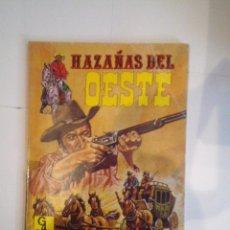 Cómics: HAZAÑAS DEL OESTE - TOMO 3 - EDICIONES G4 - CJ 37 . Lote 53652794