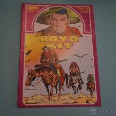 Cómics: CÓMIC DE RAYO KIT PLAN DIABOLICO Nº 3 AÑO 1982 DE URSUS LOTE 6 D. Lote 54385307