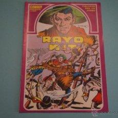 Cómics: CÓMIC DE RAYO KIT ACORRALADOS Nº 4 AÑO 1982 DE URSUS LOTE 6. Lote 156614952