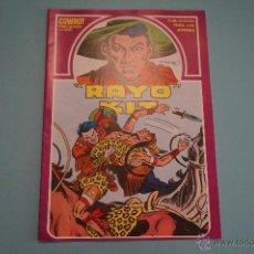 Cómics: CÓMIC DE RAYO KIT DUELO INDIO Nº 7 AÑO 1982 DE URSUS LOTE 6. Lote 54385435