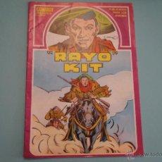 Cómics: CÓMIC DE RAYO KIT SLIM MUESCAS Nº 8 AÑO 1982 DE URSUS LOTE 6. Lote 156615025