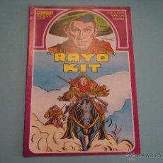 Cómics: CÓMIC DE RAYO KIT SLIM MUESCAS Nº 8 AÑO 1982 DE URSUS LOTE 6 D. Lote 54385471