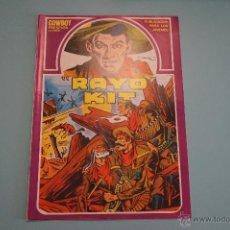 Cómics: CÓMIC DE RAYO KIT TRES CONTRA MIL Nº 9 AÑO 1982 DE URSUS LOTE 6 D. Lote 156615054