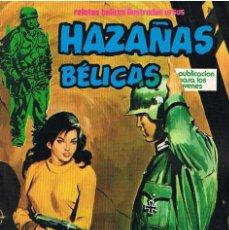 Fumetti: HAZAÑAS BÉLICAS Nº 40. EL HOMBRE QUE VIVIÓ DOS VECES. BOIXCAR. Lote 57205560