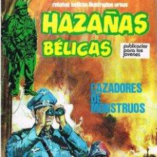 Fumetti: HAZAÑAS BÉLICAS Nº 37. CAZADORES DE MONSTRUOS. BOIXCAR. Lote 57205736