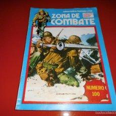 Comics: ZONA DE COMBATE Nº 100 URSU. Lote 57473269