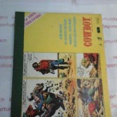 Cómics: TOMO - COWBOY - N° 1-10 - URSUS - 1978. Lote 57649504