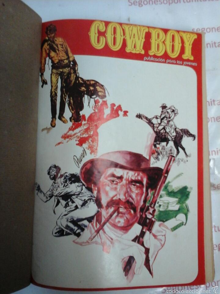 Cómics: TOMO - COWBOY - N° 1-10 - URSUS - 1978 - Foto 2 - 57649504