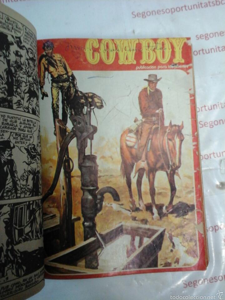 Cómics: TOMO - COWBOY - N° 1-10 - URSUS - 1978 - Foto 4 - 57649504