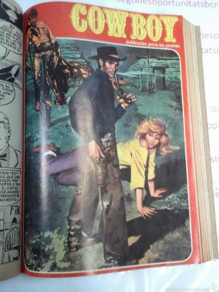 Cómics: TOMO - COWBOY - N° 1-10 - URSUS - 1978 - Foto 6 - 57649504