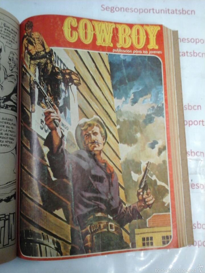Cómics: TOMO - COWBOY - N° 1-10 - URSUS - 1978 - Foto 8 - 57649504