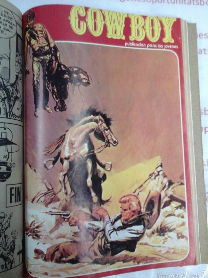 Cómics: TOMO - COWBOY - N° 1-10 - URSUS - 1978 - Foto 9 - 57649504