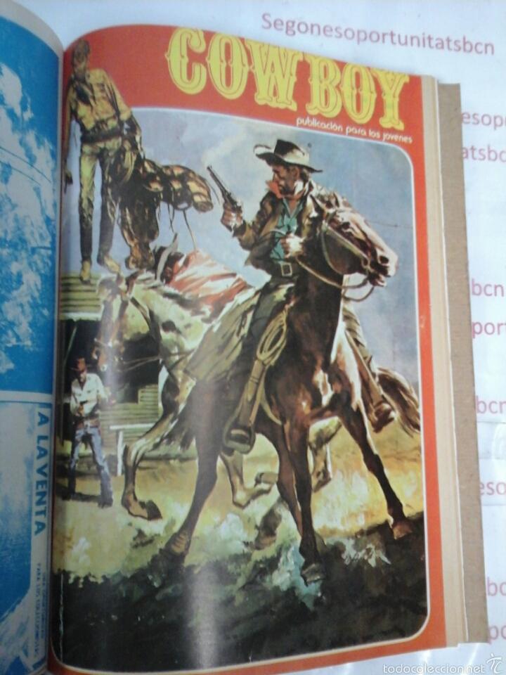 Cómics: TOMO - COWBOY - N° 1-10 - URSUS - 1978 - Foto 10 - 57649504