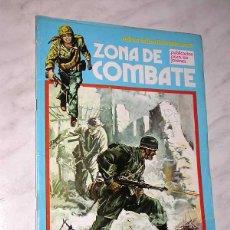 Cómics: ZONA DE COMBATE AZUL Nº 59. PATRULLA LLAMADA ESPERANZA. SIMMONS, FORNS. RELATOS BÉLICOS. URSUS, 1975. Lote 57930939