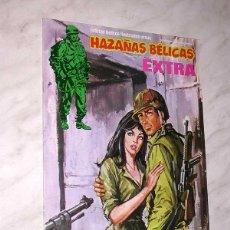 Cómics: HAZAÑAS BÉLICAS EXTRA Nº 31. 4 RELATOS BÉLICOS COMPLETOS. PAGÉS, BERTRÁN, TELLO. URSUS, 1979. +++. Lote 57932320