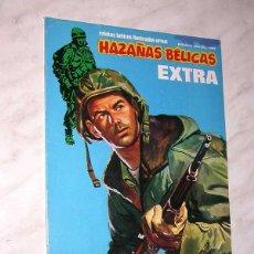 Cómics: HAZAÑAS BÉLICAS EXTRA Nº 26. 4 RELATOS BÉLICOS COMPLETOS. BOIX, SIMMONS, MESSA. URSUS, 1979. +++. Lote 57932374