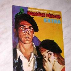 Cómics: HAZAÑAS BÉLICAS EXTRA Nº 25. 4 RELATOS BÉLICOS COMPLETOS. BOIX, SIMMONS, ALAN DOYER. URSUS, 1979. ++. Lote 57932404
