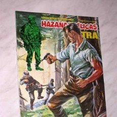 Cómics: HAZAÑAS BÉLICAS EXTRA Nº 23. 4 RELATOS BÉLICOS COMPLETOS. SIMMONS, PAGÉS, PORTELL. URSUS, 1979. ++++. Lote 57932445