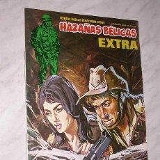 Cómics: HAZAÑAS BÉLICAS EXTRA Nº 21. 4 RELATOS BÉLICOS COMPLETOS. ABULI, PAGÉS, PINTO, DUARTE. URSUS, 1979. Lote 57932480