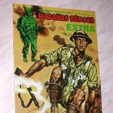 Cómics: HAZAÑAS BÉLICAS EXTRA Nº 16. TRADICIÓN DE VALIENTES. ALAN DOYER. RELATOS BÉLICOS. URSUS, 1979. ++. Lote 57932611