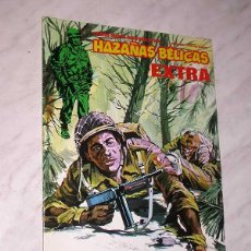 Cómics: HAZAÑAS BÉLICAS EXTRA Nº 13. ARTILLERO DE ROMMEL. SIMMONS, DOYER. RELATOS BÉLICOS. URSUS, 1979. ++++. Lote 57932647
