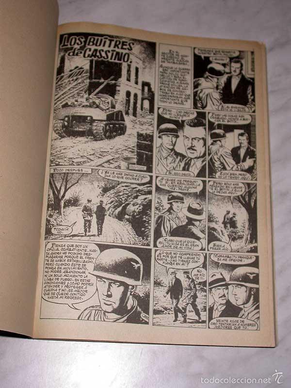 Cómics: LA HISTORIETA PRESENTA: ESPECIAL BOIXCAR RETAPADO Nº 1. HAZAÑAS BÉLICAS MUNDO FUTURO OCURRIÓ UNA VEZ - Foto 2 - 57934612