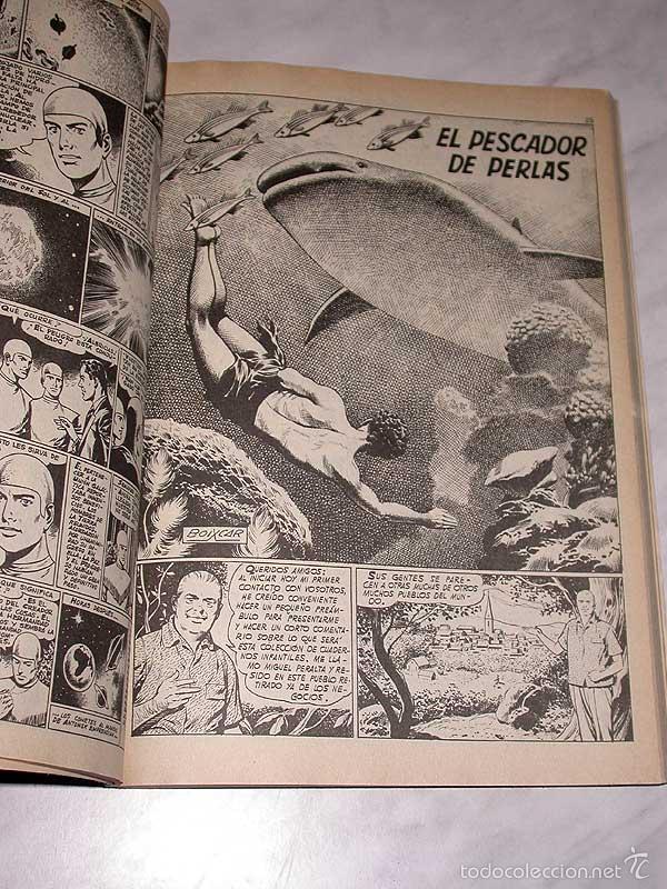 Cómics: LA HISTORIETA PRESENTA: ESPECIAL BOIXCAR RETAPADO Nº 1. HAZAÑAS BÉLICAS MUNDO FUTURO OCURRIÓ UNA VEZ - Foto 3 - 57934612
