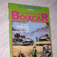 Cómics: LA HISTORIETA PRESENTA: ESPECIAL BOIXCAR Nº 7. HAZAÑAS BÉLICAS MUNDO FUTURO OCURRIÓ UNA VEZ. 1980. +. Lote 57939655