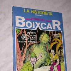 Cómics: LA HISTORIETA PRESENTA: ESPECIAL BOIXCAR Nº 9. HAZAÑAS BÉLICAS MUNDO FUTURO OCURRIÓ UNA VEZ. 1980. +. Lote 57939685